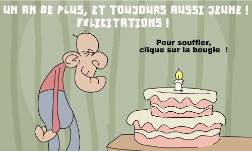 Carte D Anniversaire D Humour