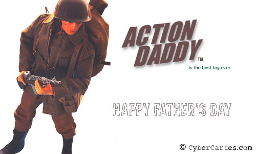Action daddy !