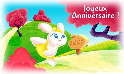 Super Carte Joyeux anniversaire - CyberCartes.com ZX52