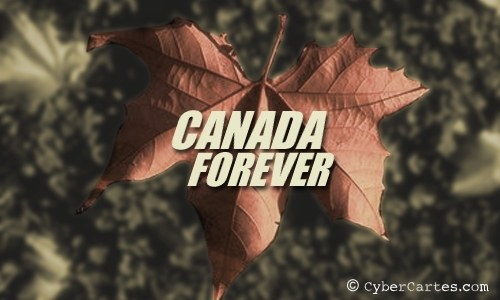 Canada forever