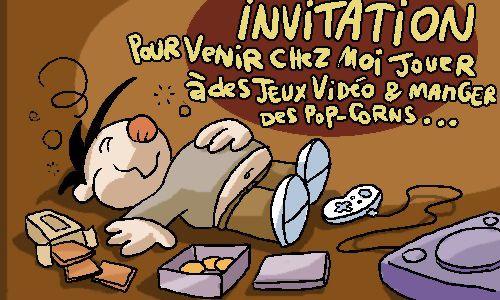 image drole invitation