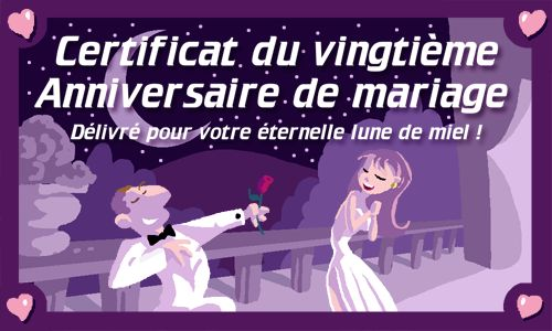 20 ans de mariage noces de porcelaine s 39 engager mariage pacs concubinage forum - 15 ans de mariage noce de quoi ...