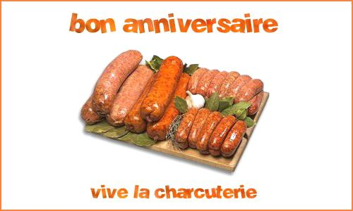 bon anniversaire kitch