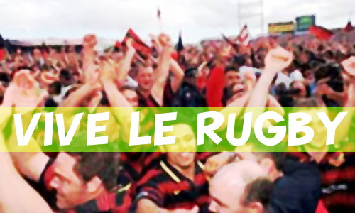 Vive le rugby