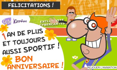 Carte Anniversaire Humour Sportif Coleteremelly Official