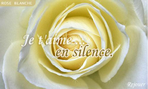 cartes langage des fleurs (roses,) gratuites - cybercartes
