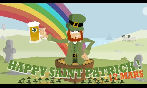 St-Patrick !