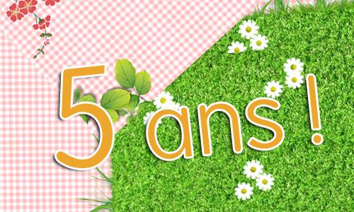 5 Ans Cinq Joyeux Anniversaire Carte De Vœux Anniversaire Garcon