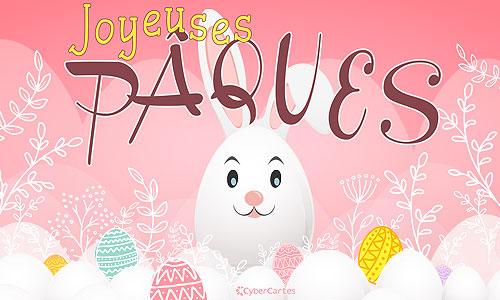 Cartes Pâques : envoyez une carte virtuelle gratuite pour Pâques