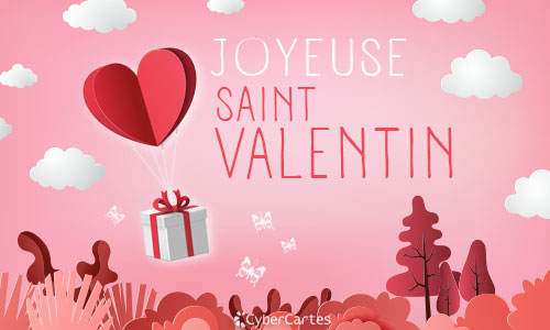 Cartes Saint Valentin Virtuelles Gratuites