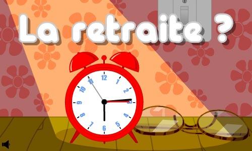 Gut gemocht Carte La retraite - CyberCartes.com BD43