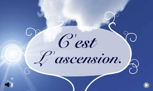 C'est l'ascension