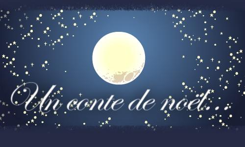 Carte Conte de Noël - CyberCartes.com