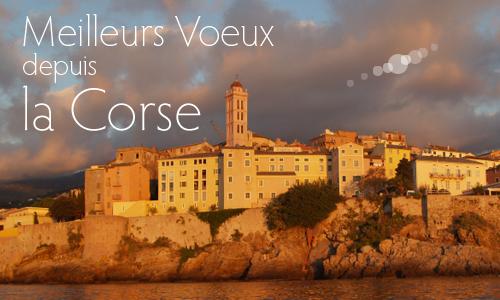 Carte Voeux Corse   CyberCartes.com