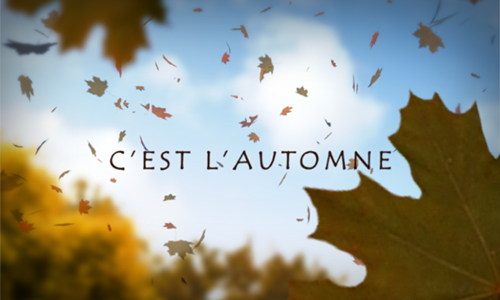 Cartes automne virtuelles gratuites - Images d automne gratuites ...