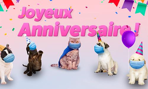 Cartes Joyeux Anniversaire Virtuelles Gratuites Cybercartes Com
