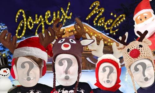 Carte Noël : envoyez des cartes de Noël virtuelles gratuites