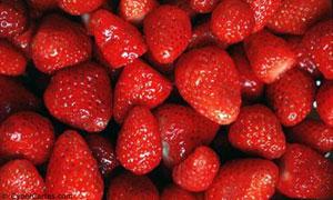 Hum ! Des fraises !