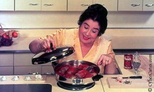 A la cuisine !