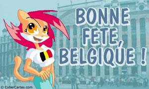 Fête Belgique