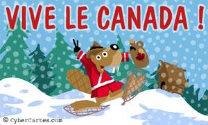 Vive le Canada