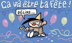 Ta fête