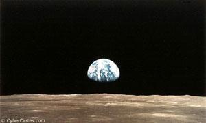 Vue de la Terre