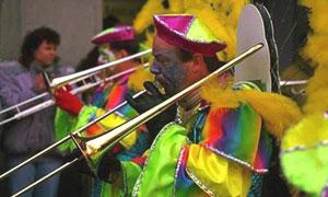 Carnaval musicien