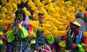 Carnaval & clarinette