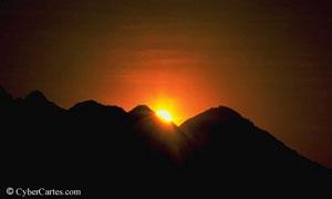 Cache-cache soleil
