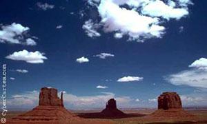Roche du désert