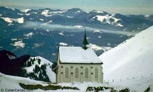 Eglise de montagne
