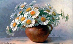 Bouquet de marguerite
