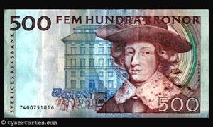 500 Kronor