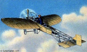 Avion rétro