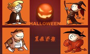 L'halloween bande