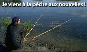 Pêche aux nouvelles