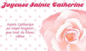 Joyeuse Ste Catherine