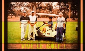 Vive le golf !