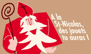 A la St Nicolas..