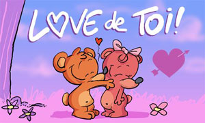 Love de toi!