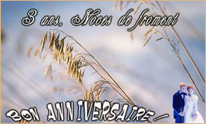 3 ans - Froment