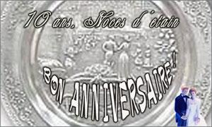 10 ans - Etain