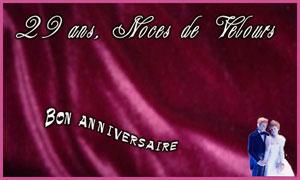 29 ans - Velours