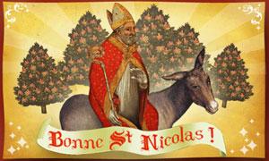Cartes St Nicolas Envoyez Une Carte Gratuite Pour La Saint Nicolas