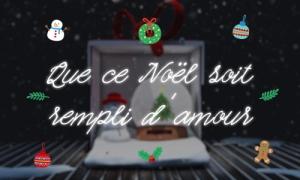 Un Noël rempli d'amour...