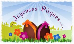 Les cloches de Pâques sont là!