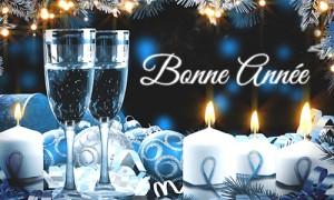 Amour, Amitié, Espoir pour cette nouvelle année