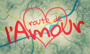 La route de l'amour (carte du tendre)