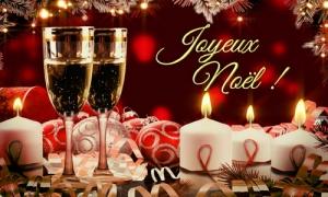 Amour, Amitié, Espoir pour un merveilleux Noël
